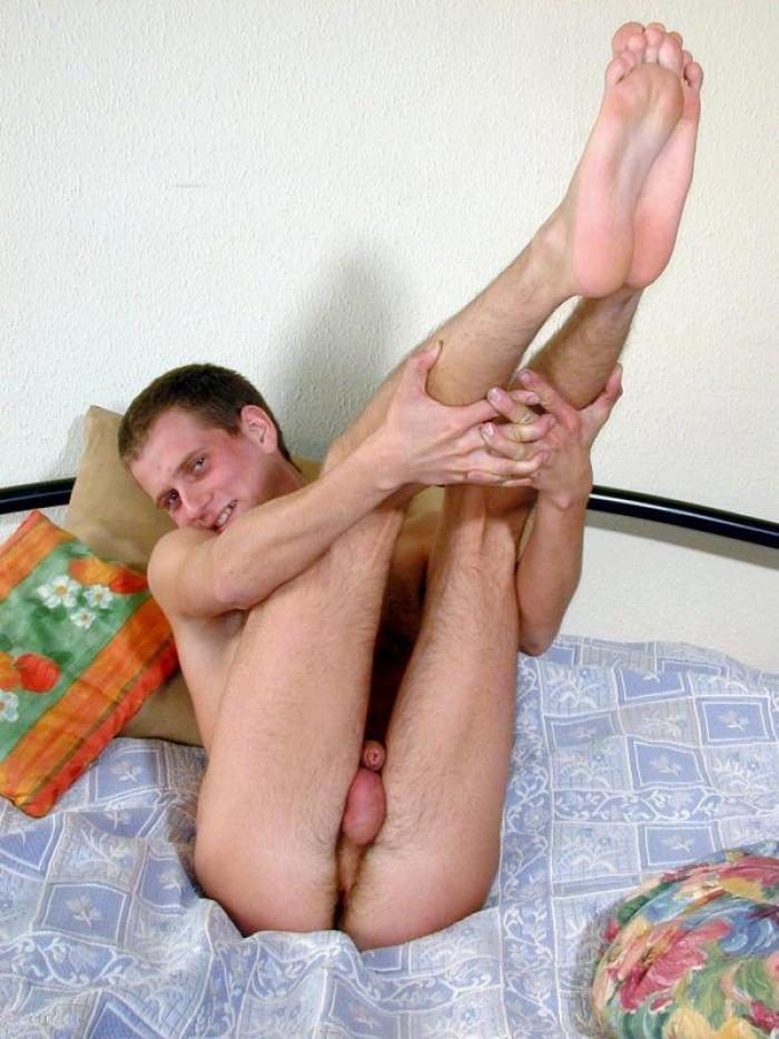 forced to lick sweaty feet